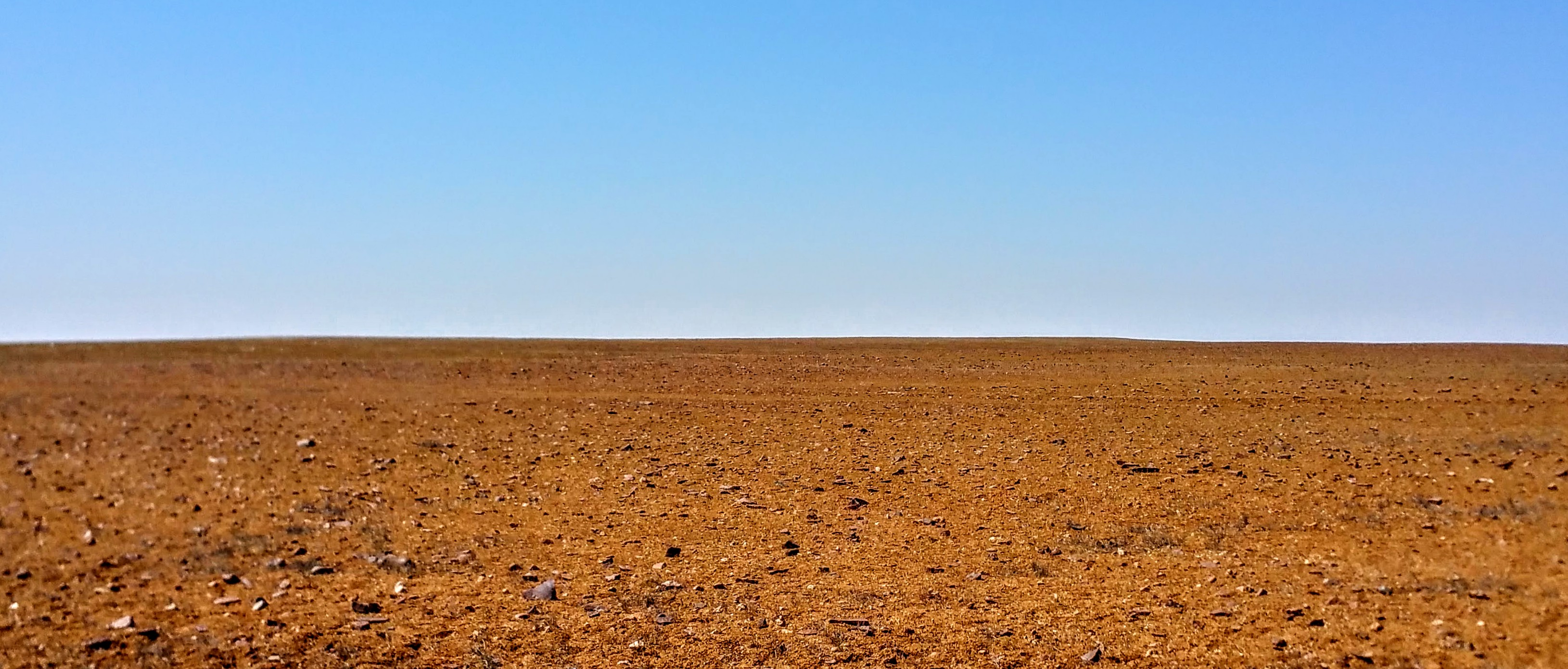 Moon Desert, Coober Pedy