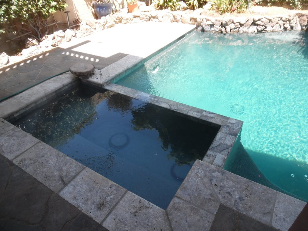 Natural Stone Coping Alan Smith Pools