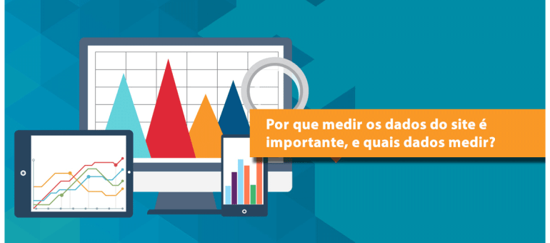 Medir dadsos do site