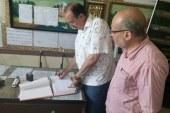 تفعيل البرنامج العلاجي للقرائية بمدارس ببا الابتدائيه جنوب بنى سويف