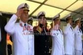 القوات البحرية المصرية تتسلم ثاني أحدث غواصة لحماية الحدود الحيوية