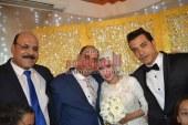 حضور غفير من جانب صحفيين وإعلاميين الفيوم بحفل زفاف نجلة محمود الفيومى
