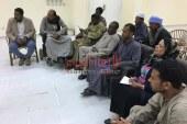 اولي اجتماعات مجلس شباب النجوع اسنا