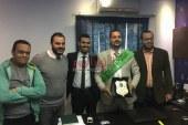 وليد أحمد أنور سفيرا للنوايا الحسنة للسلام والأمن العالمي لدعم مصر
