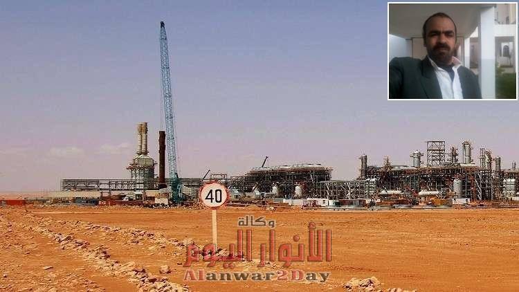 الوقود في الجزائر غير كافي