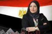 """هيام حﻻوة .. أول نائبة بالجيزة تدعم السيسى بقيام مؤتمر""""دعم مصر"""""""
