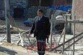 تنفيذ حملتة ازالة فورية الحالتين مخالفين بنطاق مدينة شببن القناطر