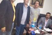 """""""خالد مطاوع """" يبدأ الاعداد لتصوير فيلم كبير بالتعاون مع شركه جولدن جيت"""