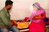 بنغالية لها رحمين تلد مرتين خلال 26 يوما