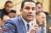 النائب أحمد علي يعلن تبرعه بمكافأة العضوية لصندوق «تحيا مصر»