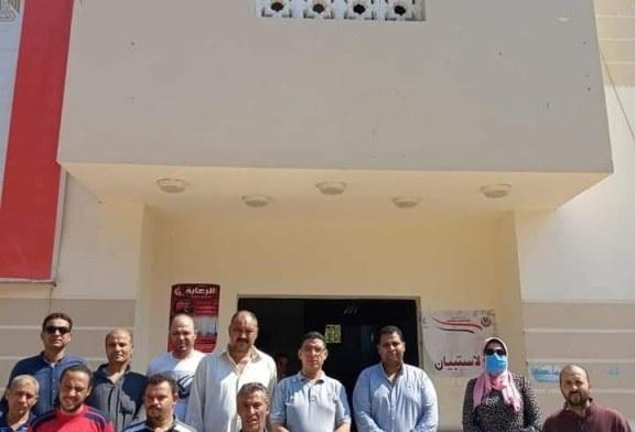 صحةالفيوم تنفذ قافلة طبية مجانية بقرية دسيا غدا السبت