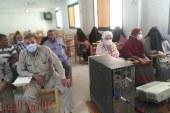 دورات تدريبية على اعمال المسح الميدانى للبلهارسيا بالفيوم