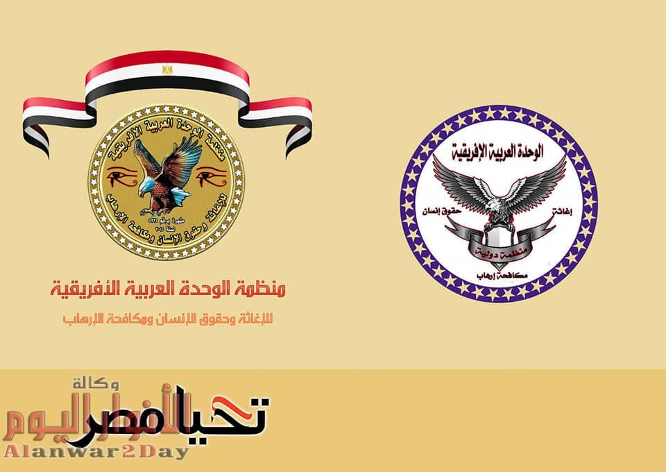 """لعودة الأمان للمرأة المصرية.. منظمة الوحدة العربية تطلق مبادرة """"إحنا إخواتِك"""""""
