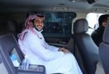 نجم WWE السعودي منصور يستمتع بأوقاته ضمن لقاء عائلي في الرياض