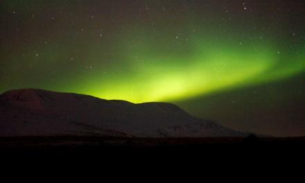 Febrero en Reykjavik