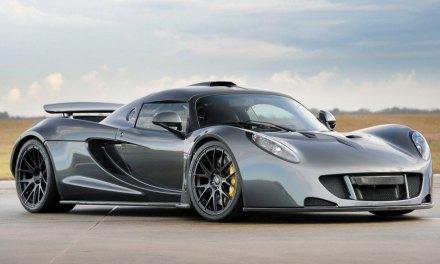 El auto más rápido del mundo