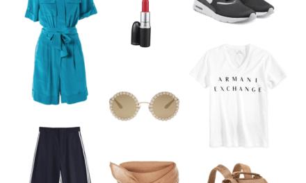 Outfits para un fin de semana fuera de la ciudad