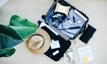 Cómo viajar con espacio en la maleta