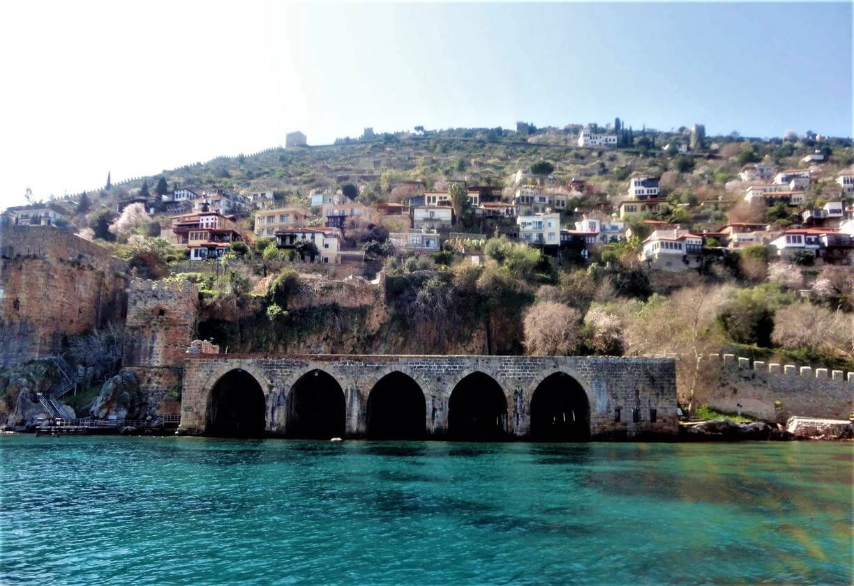 Historical places in Alanya (1)