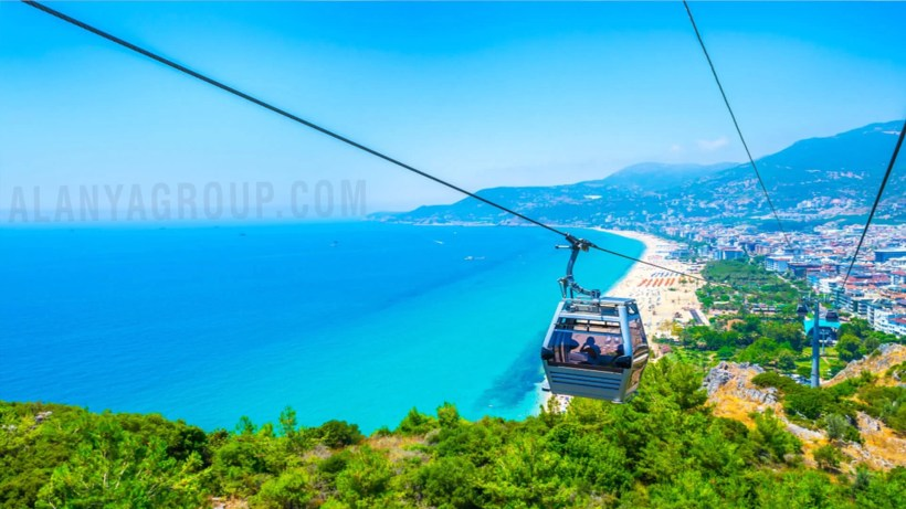 Alanya cable car