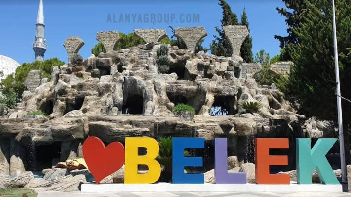 Antalya Belek sommerferie