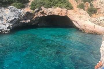 alanya devil cave