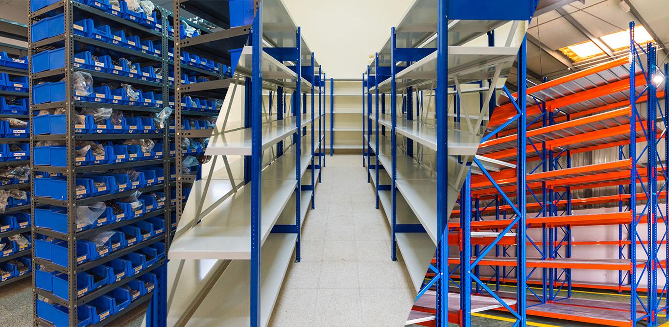 Home Al Aqdeen Trading Industrial Racking Shelving In Oman