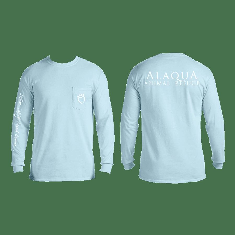 cad2e159d Long Sleeve Pocket T-Shirt – Alaqua
