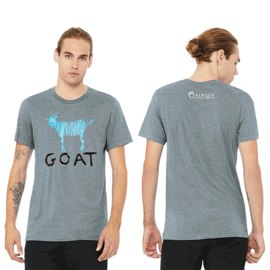 Adult GOAT T-Shirt