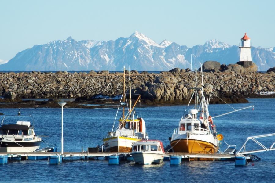 Un Viaggio Straordinario, Norvegia del Nord