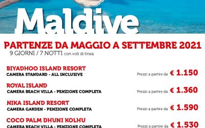Maldive , Seychelles, Emirati  !! Torniamo al paradiso..