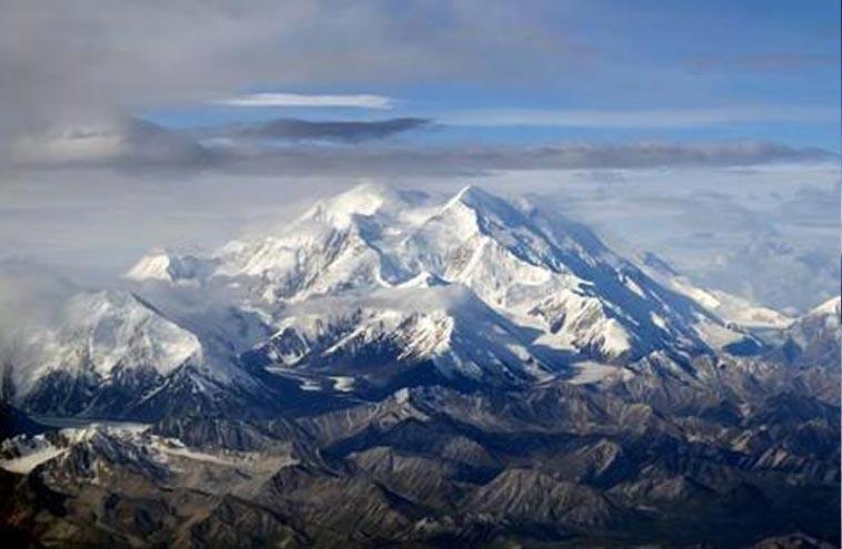 Denali National Park Flightseeing Tours Denali Peak Experience