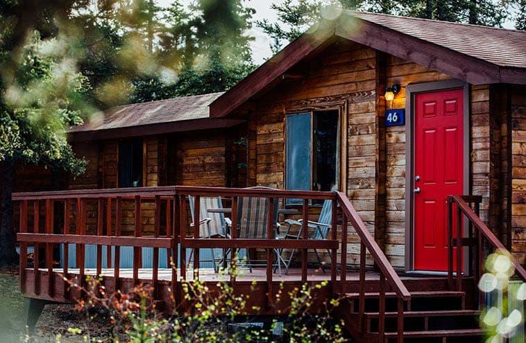 Denali Cabins Base Camp To Adventure Near Denali National Park