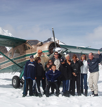 Alaskan Airplane Tour