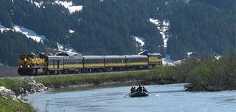 Alaskan Train Tour
