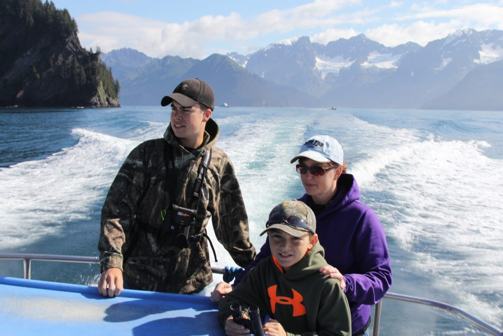 Seward, Alaska day cruise
