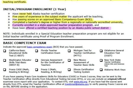 Free Resume Sample » michigan test for teacher certification ...