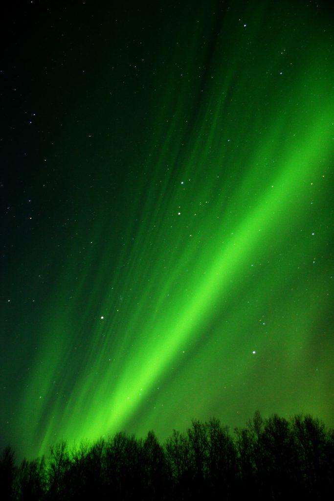 Best Place Alaska Northern Lights