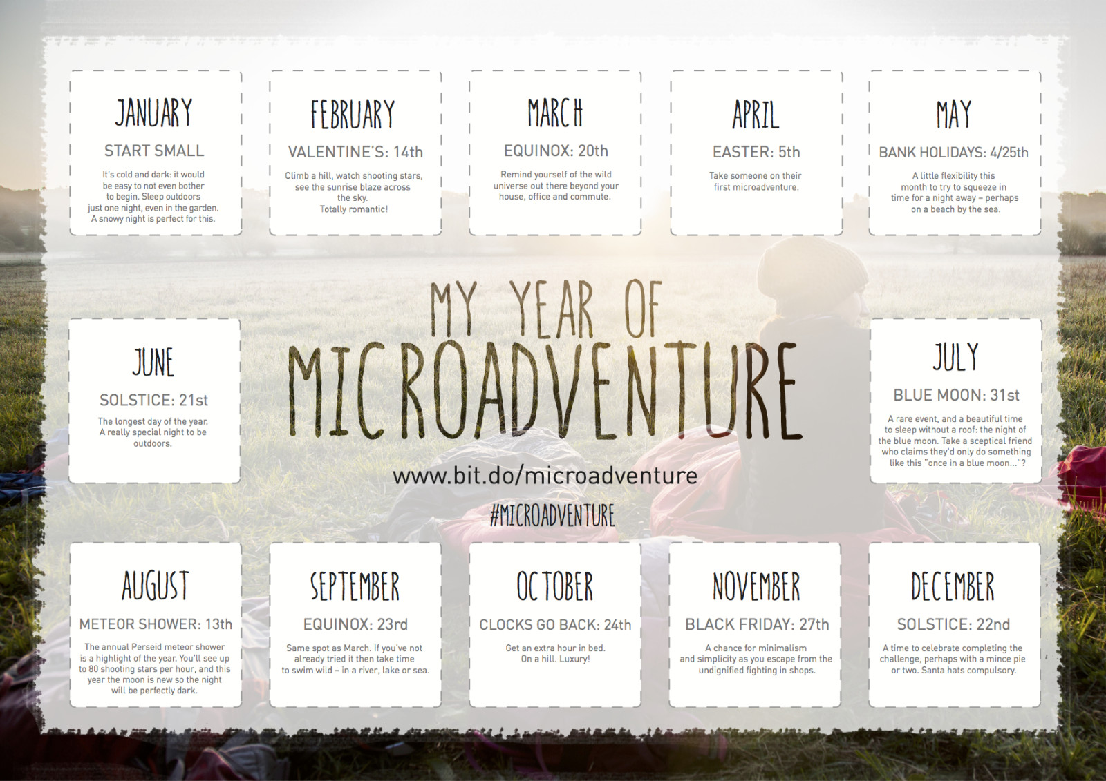 Year of Microadvantures graphic