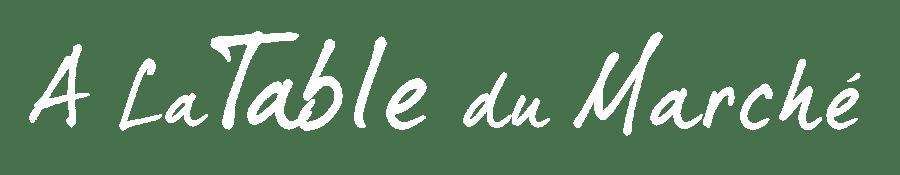 Logo A La Table Du Marché