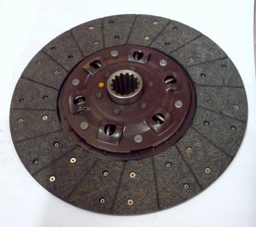 CLUTCH DISC M/ 8DC9