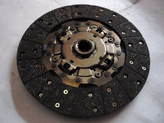 CLUTCH DISC T/ RINO 125 HT