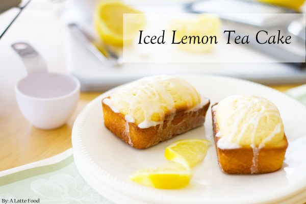 This perfect lemon cake tastes like Starbucks's lemon loaf cake--but even better!