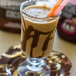 Healthy Peanut Butter Banana Chocolate Milkshake