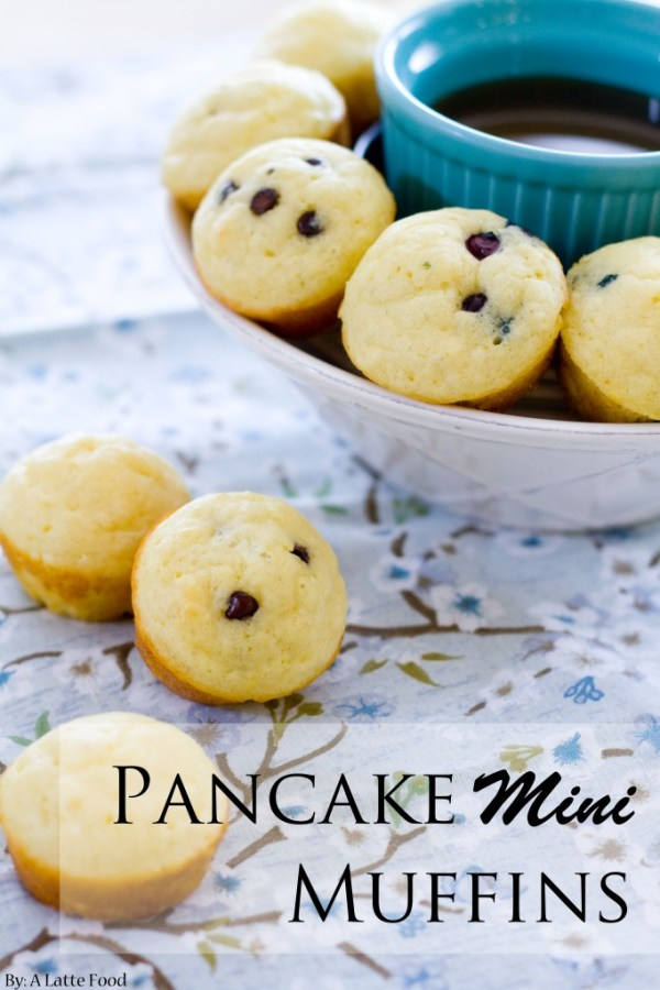 Pancake Mini Muffins   A Latte Food