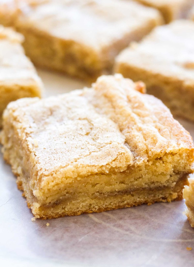 how to make homemade blondies