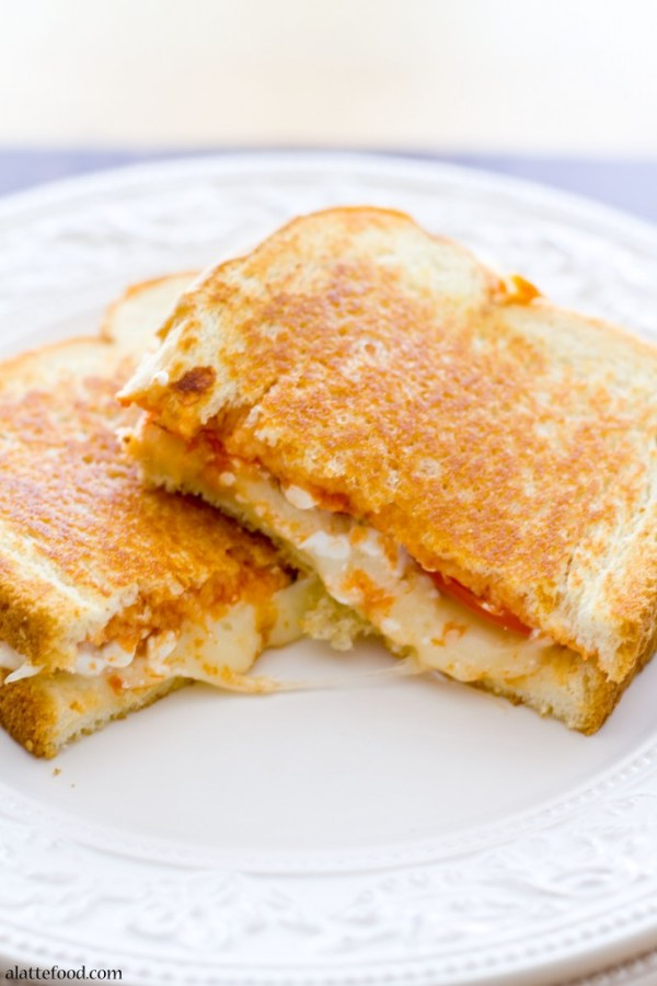 Lasagna Grilled Cheese   A Latte Food