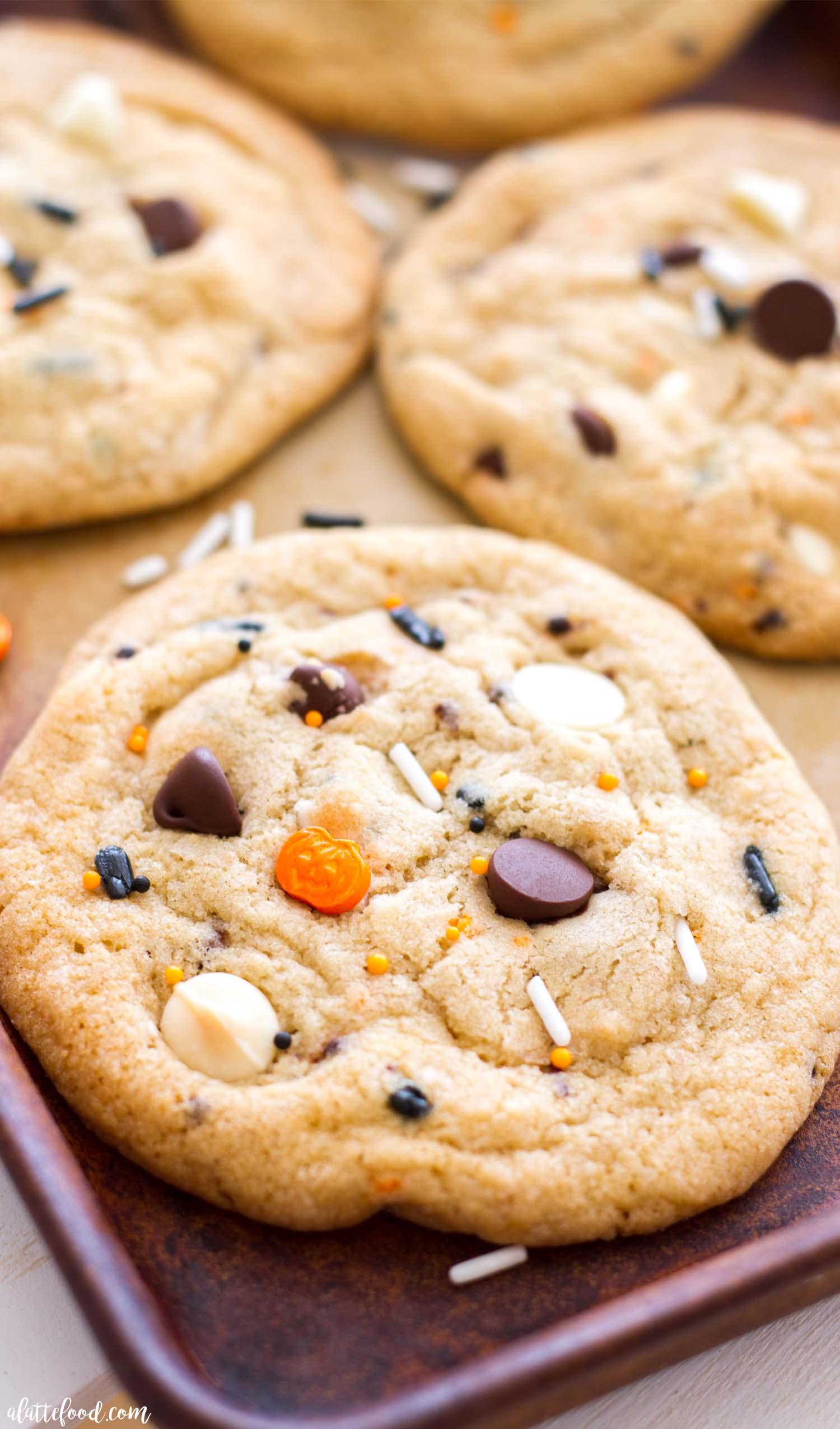Cake dough cookies recipes