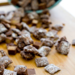 Nutella Kit Kat Puppy Chow | A Latte Food