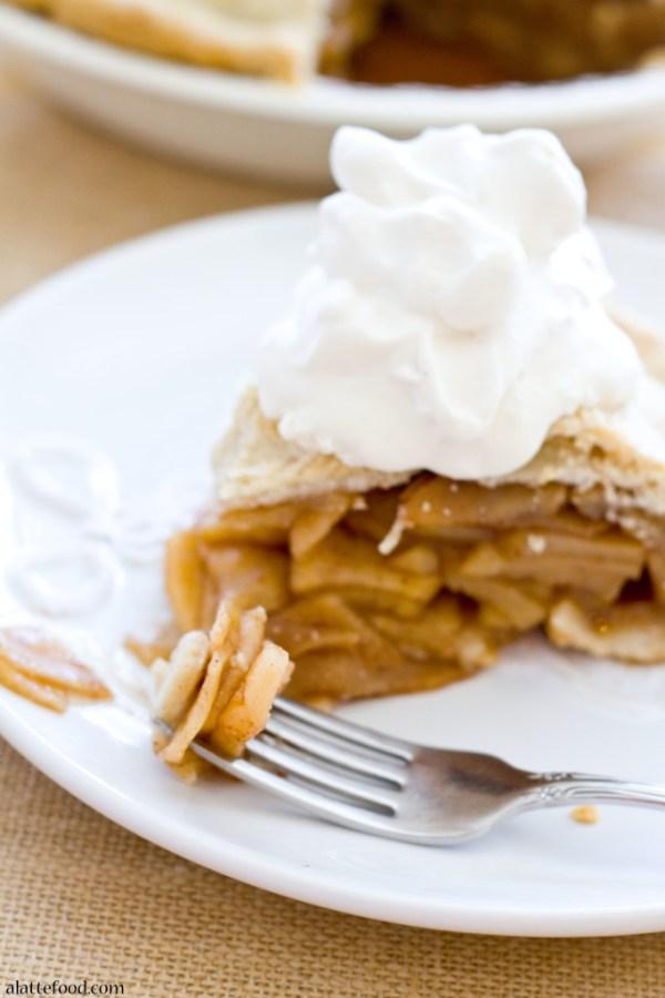 Classic Apple Pie   A Latte Food